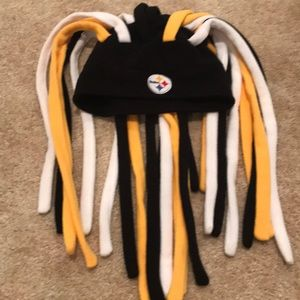 Steelers cool hat!